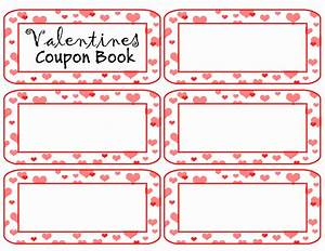printable blank love coupons for him kroger coupons With personalized coupon book template