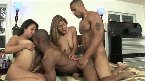 Racy Virgin Feturing Passionate Bisexuals Sex #Bisexual #Foursome