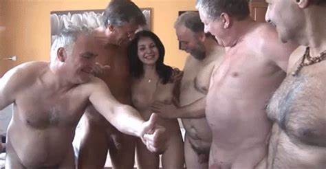 Clair Fucks Gangbanged By  Hair Guys