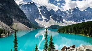 moraine lake banff national park wallpapers hd