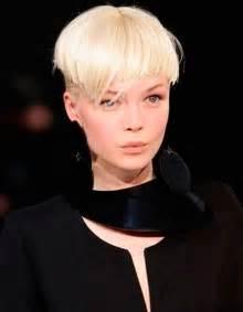 coupe de cheveux africaine coupe de cheveux courte pour femme hiver 2016 les plus belles coupes courtes du moment