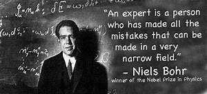 Niels Bohr Quotes And Sayings
