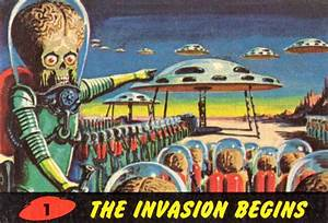 Alien Invasion The Ultimate Survival Guide For The Ultimate Attack
