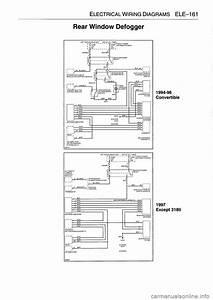 Bmw M3 1996 E36 Workshop Manual  759 Pages   Page 650  Ele
