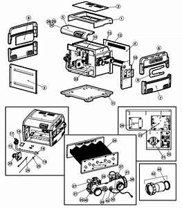 Hayward Chlorinator Parts Diagram