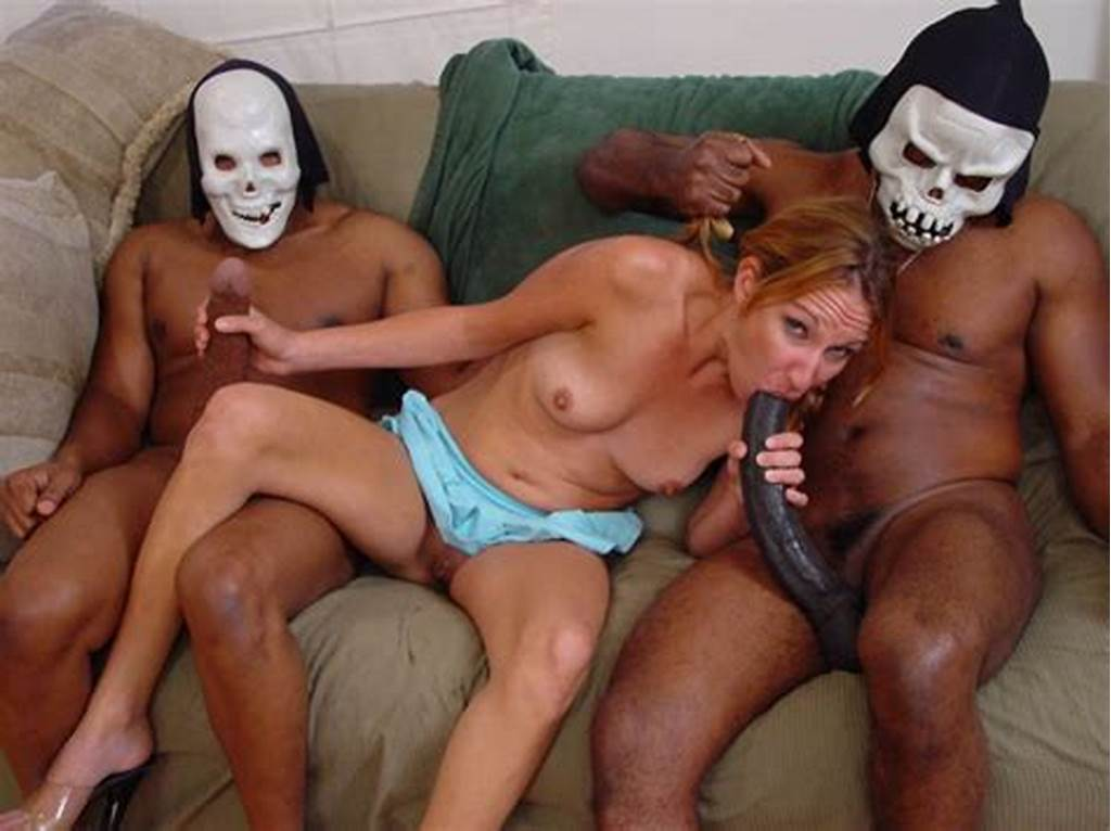 #Interracial #Group #Sex #With #Long #Big #Cock
