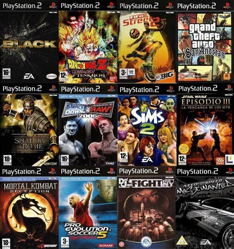 Disfruta el doble con una selección de los mejores juegos de 2 jugadores de minijuegos. Pack De 20 Juegos De Playstation 2 Play 2 A Eleccion ...