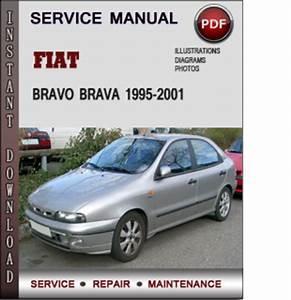 Service Manual Fiat Bravo Brava 1995 1996 1997 1998 1999