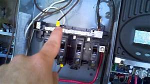 100 Amp Electrical Panel Wiring Diagram