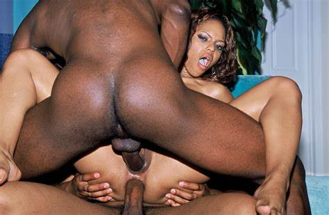 Jada Fire Has Double Penetration And Booty Porn