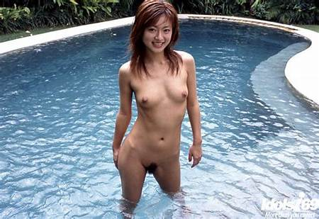 In Teenage Class Nude Swimming