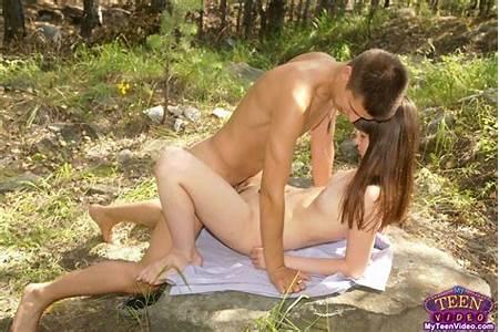 Nude Teenage Couples
