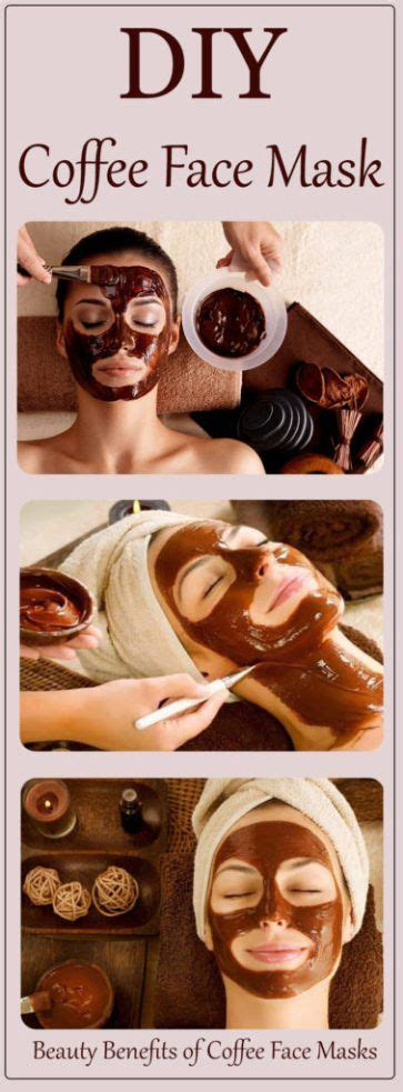 Benefits of coffee face packs: Beauty Benefits of Coffee Face Masks #face #mask #health # ...