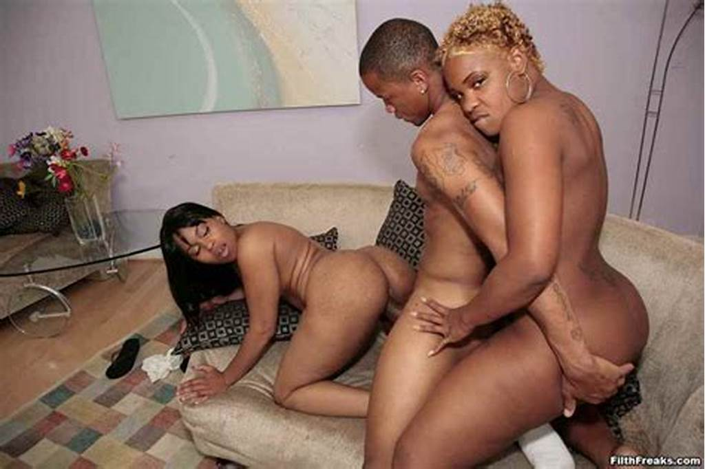 #Black #Mother #Daughter #Threesome
