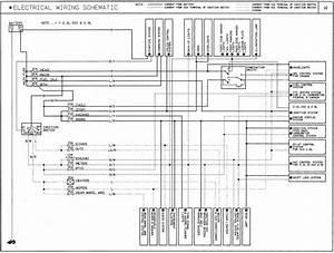 1991 Mazda B2600i Wiring Schematic Diagram