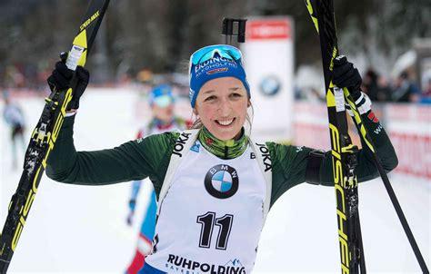 The latest tweets from franziska preuß (@preussfranziska). Biathlon: Franziska Preuß sprintet fehlerfrei zum ersten ...
