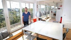 Penthouse In Berlin : er hat eine traumwohnung ist aber nur selten da b z berlin ~ Markanthonyermac.com Haus und Dekorationen