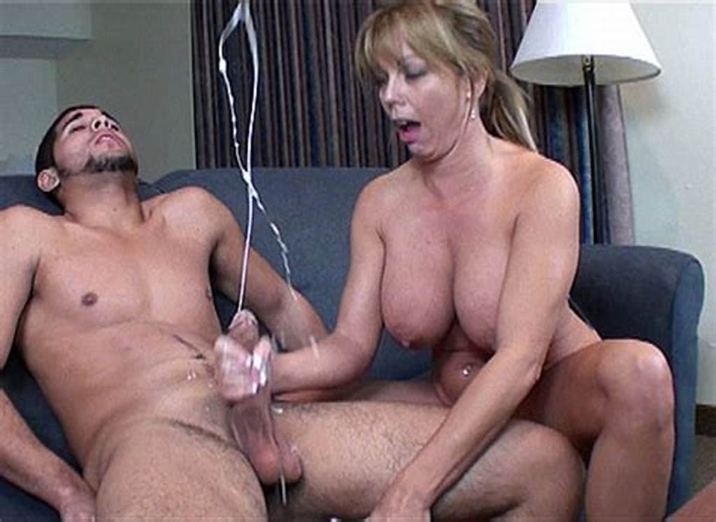 #Mature #Women #Helping #Young #Boy #To #Masturbate