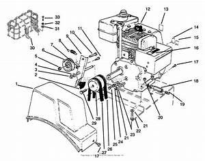 Toro Snowblower Parts Diagram
