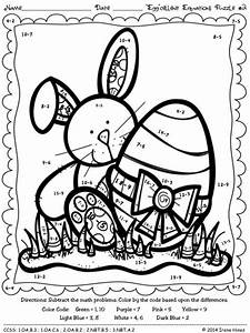 17 Best Images About Coloriage Code On Pinterest