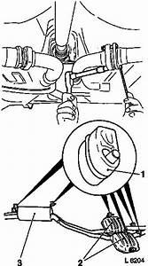 Vauxhall Workshop Manuals  U0026gt  Omega B  U0026gt  H Brakes  U0026gt  Rear