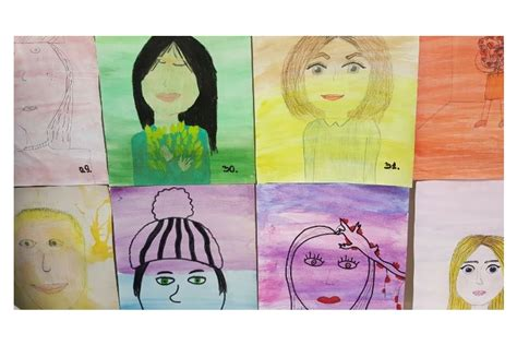 Caur aicinājumu zīmēt bērnos attīsta izpratni par veselīga ...