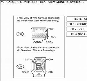 Rearview Mirror Wiring Diagram Tv