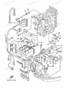 Yamaha Outboard Parts By Hp 60hp Oem Parts Diagram For Electrical 3