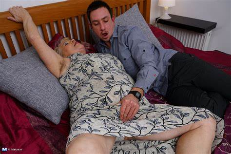 Teenage Undresses Her Guy Obese Granny Undresses Her New Handsome Strap For A Pleasing
