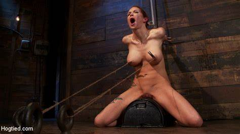 Celebrity Humilated And Boned Wifes Reality Intense Rain Degrey Is Rammed On The Sybian