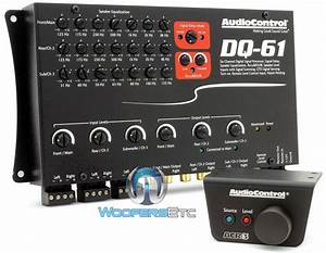 Audiocontrol Dq  Equalizer Signal Delay 865130466825