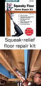 Designed To Fix Squeaky Floors  Squeak