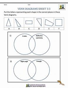 Venn And Carroll Diagrams Ks2 Worksheets
