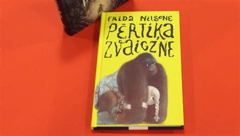 Izdota zviedru rakstnieces Frīdas Nilsones grāmata bērniem ...