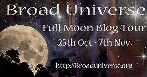 From The Shadows  Full Moon Broad Universe Blog Tour And