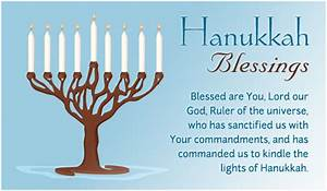 free hanukkah blessings ecard email free personalized