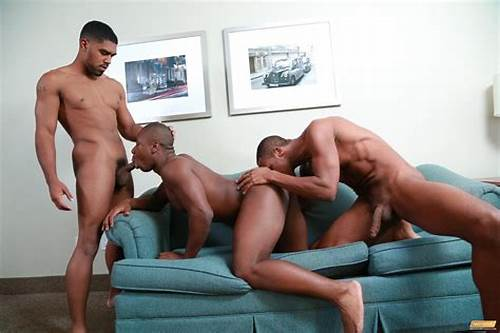 Latino With Strong Butt Hanging Out #Three #Naked #Black #Men #Three #Big #Black #Cocks, #One #Juicy