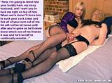Wife dresses husband in lingerie stories