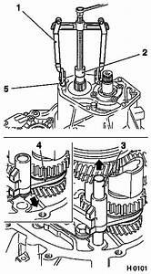 Vauxhall Workshop Manuals  U0026gt  Vectra B  U0026gt  K Clutch And