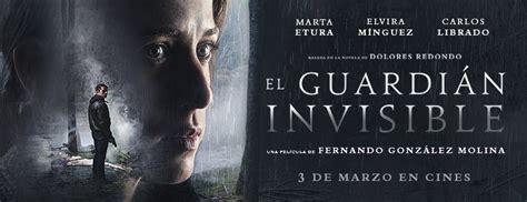 Deaplaneta estrenará el guardián invisible el próximo 3 de marzo. 'El guardián invisible': funesto paso atrás para nuestro cine policial