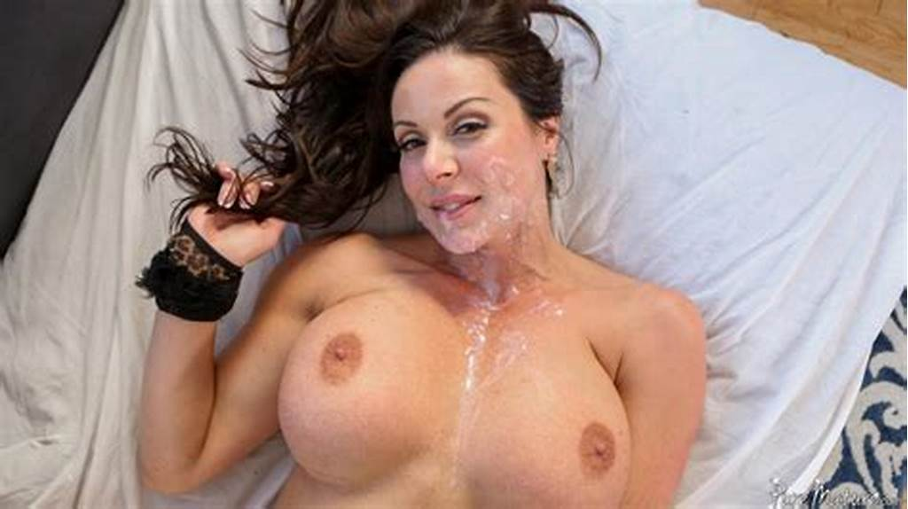 #Lewd #Kendra #Lust #Is #All #Covered #With #Sperm #After #The