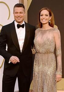 OSCARS 2014: Brad Pitt and Angelina Jolie lead the power ...