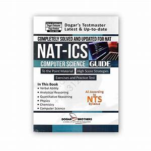 Completely Solved Nts Nat-ics Computer Science Guide