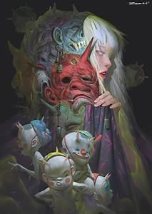 Illustrator Spotlight  Zeen Chin