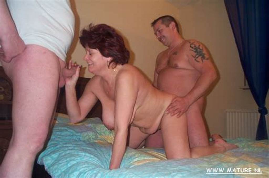 #Thats #One #Horny #Mature #Threesome