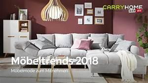 Möbel Trend 2018 : carryhome m beltrends 2018 erh ltlich bei xxxlutz youtube ~ Watch28wear.com Haus und Dekorationen