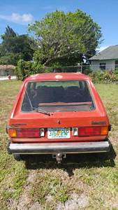 1981 Volkswagen Rabbit Diesel For Sale