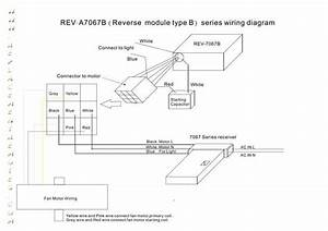How To Remove Reverse Module From Ceiling Fan