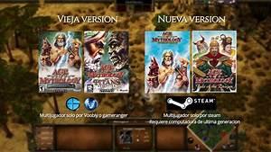 Nueva Y Vieja Version De Age Of Mythology  Sus Diferencias