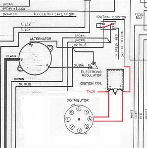 Help With 2 Wire Distributor Wiring Please
